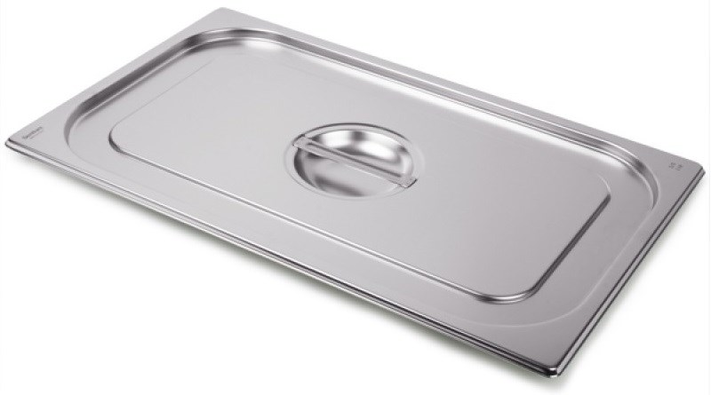 Rieber Couvercle GN inox